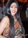 Rituparna Sengupta Visits DN Nagar Sarbojanik Durga Puja At Andheri Link Road Pic 1
