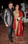 Sachin Pilgaonkar And Supriya Pilgaonkar At Amitabh Bachchan's 70th Birthday Bash