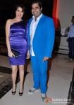 Sagarika Ghatge And Shailendra Singh At Rush Movie Music Launch