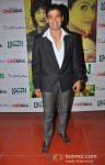 Sangram Singh At Login Movie Special Screening