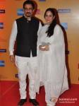 Sanjay Suri, Ambika Suri At 14th Mumbai Film Festival Opening