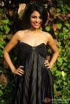 Sexy Manasi Rachh Super Hot in a Black Gown