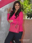 Shilpa Shetty At Bestylish.com's Breast Cancer Awareness Brunch Pic 3
