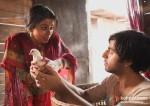 Shriya Saran And Satya Bhabha In Midnight's Children Movie Stills