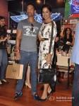 Siddharth Mallya And Sameera Reddy At KIEHL's Event