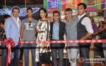 Siddharth Mallya, Sameera Reddy, Arjun Khanna And Rahul Khanna At KIEHL's Event Pic 2