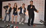 Sidharth Malhotra, Alia Bhatt, Varun Dhawan And Karan Johar Unveils Filmfare Magazine October 2012 Issue Pic 2