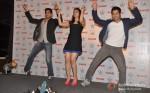 Sidharth Malhotra, Alia Bhatt And Varun Dhawan Unveils Filmfare Magazine October 2012 Issue Pic 4
