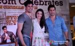 Sidharth Malhotra, Alia Bhatt And Varun Dhawan Unveils Movie Merchandise At Infiniti Mall In Mumbai Pic 1
