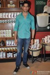 Sidharth Malhotra Promoting Student Of The Year Movie At Starbucks Coffee Shop