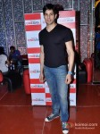 Sidharth Malhotra Promoting Student Of The Year Movie At Cinemax