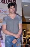 Sidharth Malhotra Unveils Movie Merchandise At Infiniti Mall In Mumbai