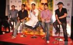 Sunil A Lulla, Akshay Kumar, Himesh Reshammiya, Ashish R Mohan At Khiladi 786 Movie Teaser Trailer Launch Pic 1