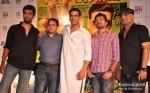 Sunil A Lulla, Akshay Kumar, Himesh Reshammiya, Ashish R Mohan At Khiladi 786 Movie Teaser Trailer Launch Pic 2