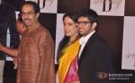 Uddhav Thackeray, Rashmi Thackeray And Aditya Thackeray At Amitabh Bachchan's 70th Birthday Bash