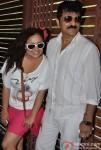 Vandana Sajnani And Rajesh Khattar At Shatranj Napoli and Polpo Cafe & Bar Launch
