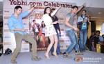 Varun Dhawan, Alia Bhatt And Sidharth Malhotra Unveils Movie Merchandise At Infiniti Mall In Mumbai Pic 3