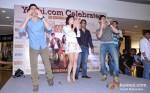 Varun Dhawan, Alia Bhatt And Sidharth Malhotra Unveils Movie Merchandise At Infiniti Mall In Mumbai Pic 1