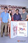 Varun Dhawan, Alia Bhatt And Sidharth Malhotra Unveils Movie Merchandise At Infiniti Mall In Mumbai Pic 5