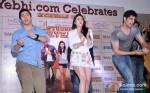 Varun Dhawan, Alia Bhatt And Sidharth Malhotra Unveils Movie Merchandise At Infiniti Mall In Mumbai Pic 2