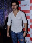 Varun Dhawan Promoting Student Of The Year Movie At Cinemax Pic 1
