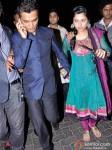 Vikram Phadnis At Kareena Kapoor's Sangeet Ceremony
