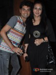 Vivek Gautam And Poonam Dhillon At Party For Anu Ranjan's Birthday Hosted By Mohini