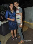 Vivek Gautam At Party For Anu Ranjan's Birthday Hosted By Mohini