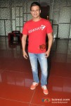Vivek Oberoi At Kismet (Kismat) Love Pasia Dilli (KLPD) Movie Special Screening Pic 1