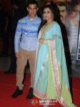 Aamir Khan And Rani Mukerji At Premiere of Talaash Movie Pic 2