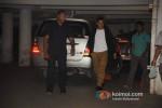 Aamir Khan At Ritesh Sidhwani's Diwali Party Pic 4