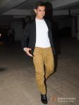 Aamir Khan At Ritesh Sidhwani's Diwali Party Pic 2