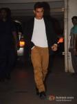 Aamir Khan At Ritesh Sidhwani's Diwali Party Pic 1