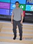 Aamir Khan at 'Talaash - Windows 8' Press Meet Pic 4