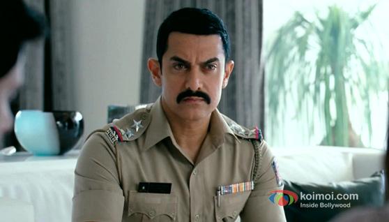 Aamir Khan In Talaash Movie Stills