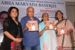 Abha Banerjee With Mahesh Bhatt and Dolly Thakore