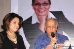 Abha Banerjee With Mahesh Bhatt reading a poem from Maryada