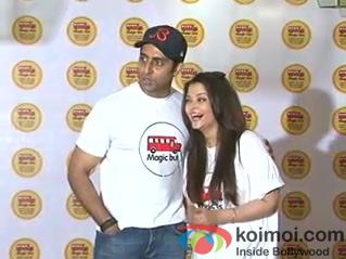 Abhishek Bachchan and Aishwarya Rai Bachchan