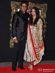 Abhishek Bachchan And Aishwarya Rai Bachchan Attend The Grand Premiere Of Jab Tak Hai Jaan