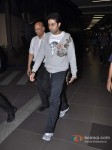 Abhishek Bachchan Clicked At The Airport Pic 2
