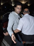Abhishek Bachchan Clicked At The Airport Pic 4