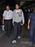 Abhishek Bachchan Clicked At The Airport Pic 1