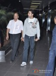 Abhishek Bachchan Clicked At The Airport Pic 3