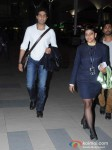 Abhishek Bachchan Snapped at the Airport Pic 4