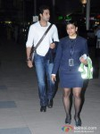 Abhishek Bachchan Snapped at the Airport Pic 2