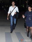 Abhishek Bachchan Snapped at the Airport Pic 3