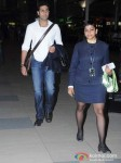 Abhishek Bachchan Snapped at the Airport Pic 5