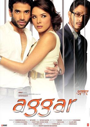 Aggar: Passion Betrayal Terror Movie Poster