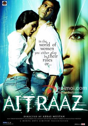Aitraaz Movie Poster