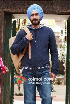 Ajay Devgan In Son Of Sardaar Movie Stills